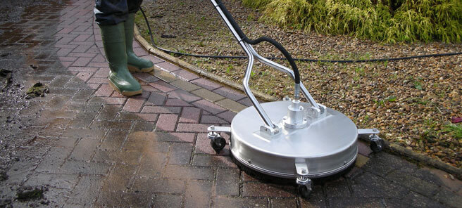 Commercial Pressure Washing Contractors UK