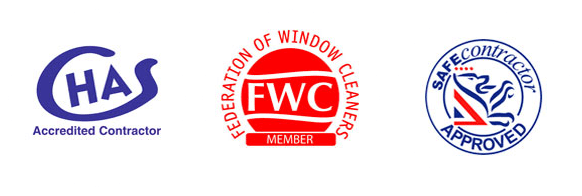 Amersham safe window cleaning contractor accreditations