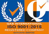 ISO9001 2015 -UKAS