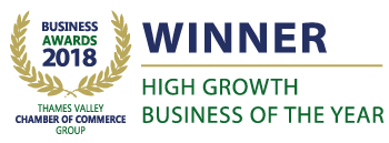 High growth business of the year - winner!