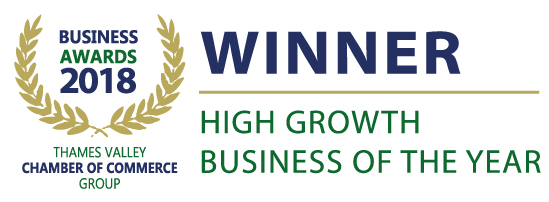 Ryemead - Winner - Thames Valley Chamber of Commerce High Growth Business of the Year 2018