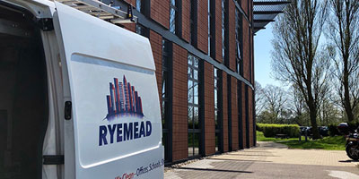 Commercial Window Cleaning Maidenhead