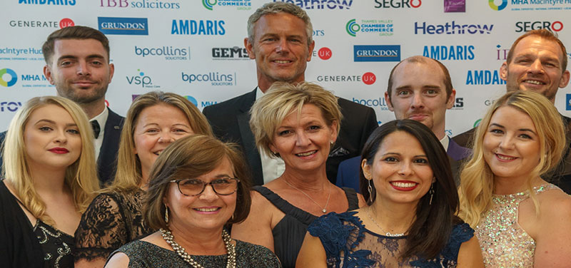 Thames Valley Chamber Business Awards 2018