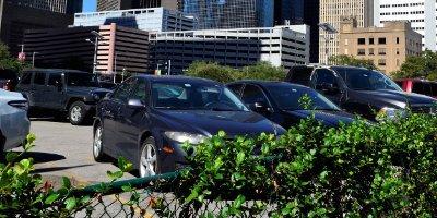 Commercial Grounds Maintenance Car Parks