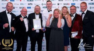 Ryemead wins Small Business of the Year at the 2019 Thames Valley Chamber Awards