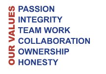 Ryemead Company Values